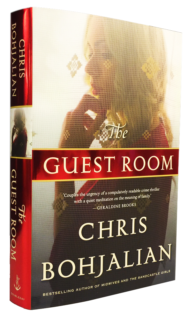 An Excerpt from The Guest Room and a Short Story by Chris Bohjalian –  Hypertext Magazine